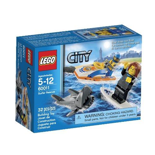 LEGO City Surfer Rescue Toy Building Set
