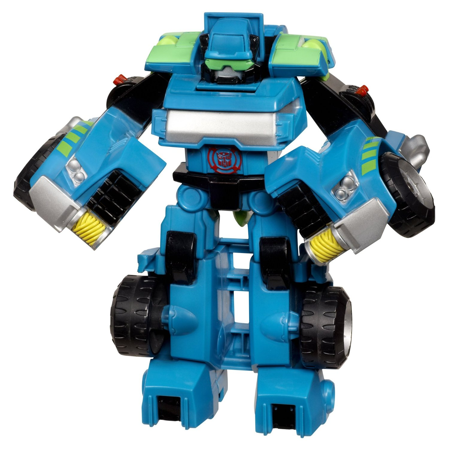 Transformers Rescue Bots Playskool Heroes Hoist The Tow