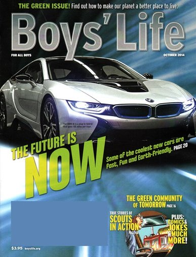 Boys Life Magazine Subscription Only 5 99 Become A