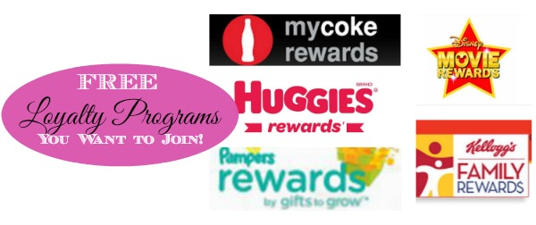 free loyalty programs you want to join