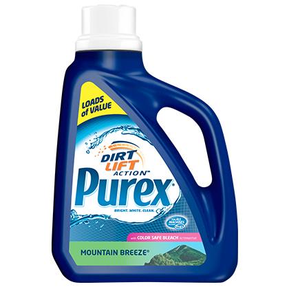 purex liquid laundry detergent