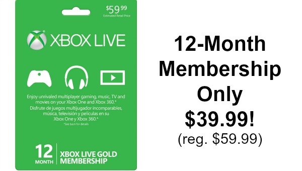 Discounts average $45 off with a Xbox promo code or coupon. 50 Xbox coupons now on RetailMeNot. December sales and deals end soon! 50%% off games when you join Xbox live gold membership. Include nearby city with my comment to help other users. Post Comment. including Xbox, in the Best of RetailMeNot emails. Please enter a valid.