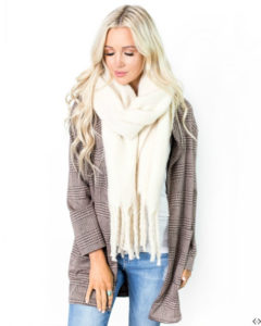 Scarf Sale: TWO Scarves – $20 Shipped!