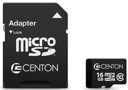 Centon MP Essential 16GB microSDHC Class 10 Memory Card