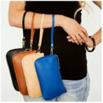 Leather Wristlets Only $6.99 Shipped! 6 Colors!