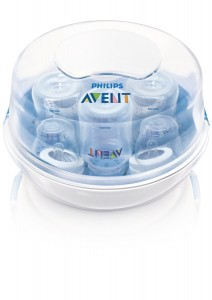 Philips AVENT Microwave Steam Sterilizer Only $15.11! (lowest price)