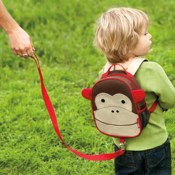Skip Hop Zoo Safety Harness, Monkey