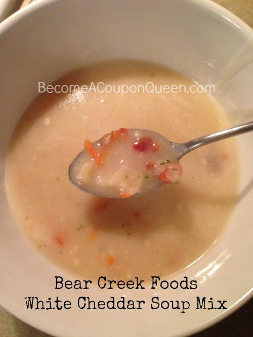 bear creek foods White Cheddar Soup Mix