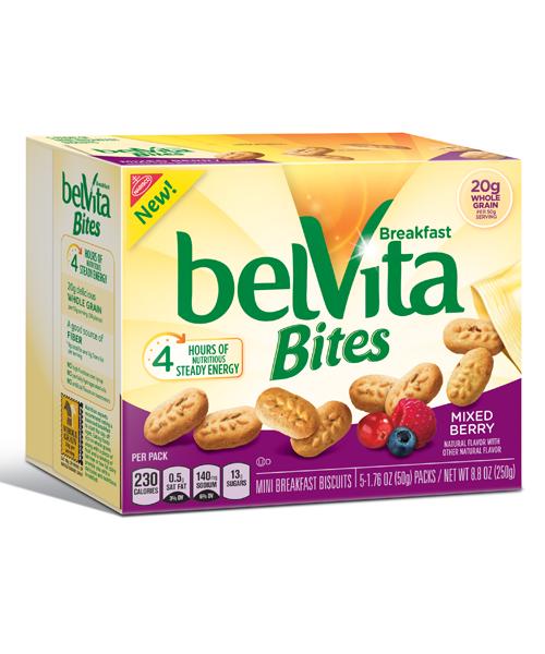 Target: Belvita Bites Breakfast Biscuits Only $1.09!