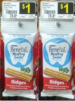 beneful healthy smile