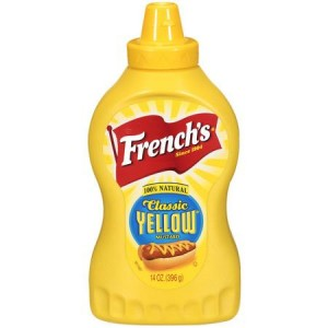 Walmart: French's Mustard as low as $0.88!