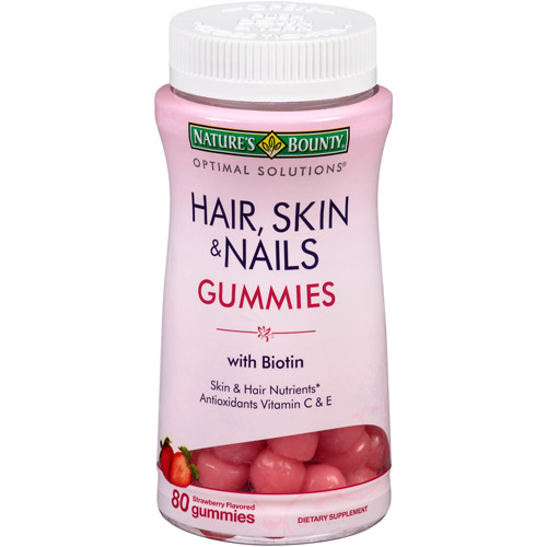 Nature S Bounty Hair Skin Nails