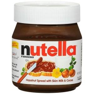 Target: Nutella Hazelnut Spread Only $1.99!