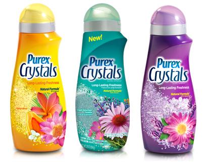purex crystals fragrance booster