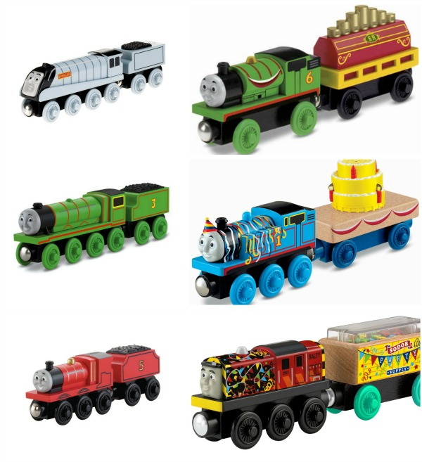 thomas wooden railway trains