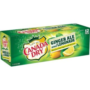 Target: Canada Dry Ginger Ale 12-pack as low as $2.11!