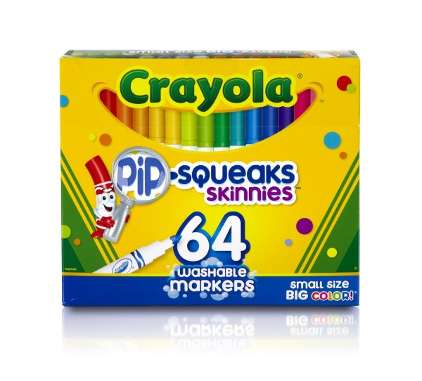 Crayola 64 Ct Washable Markers