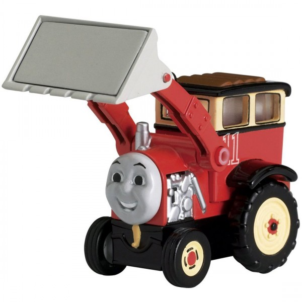 Fisher-Price Thomas The Train Take-n-Play Jack Toy Train