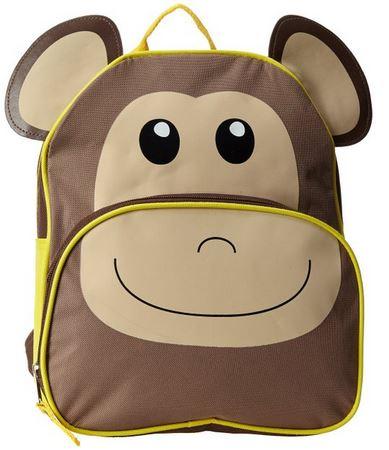 Monkey Face Backpack
