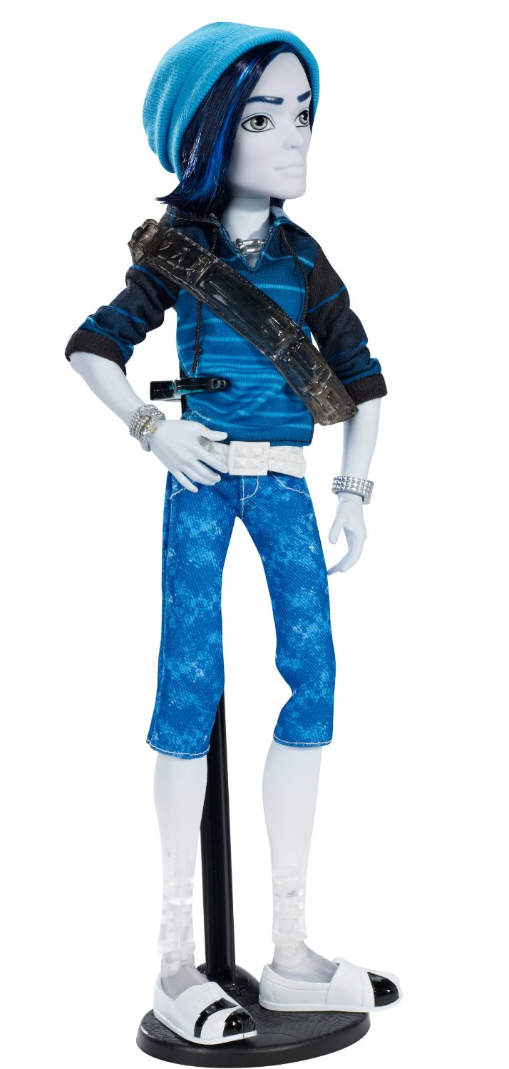 Monster High New Scaremester Invisi Billy Doll Only $6.62 ...