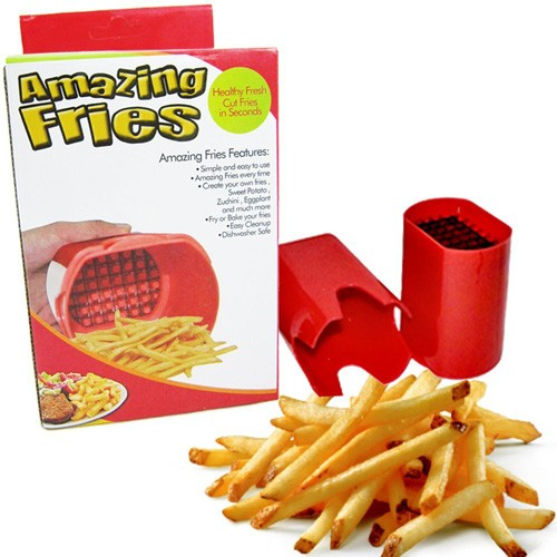 amazing fries