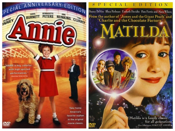 annie and matilda