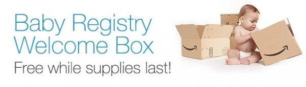 Amazon Baby Registry Welcome Box Uk