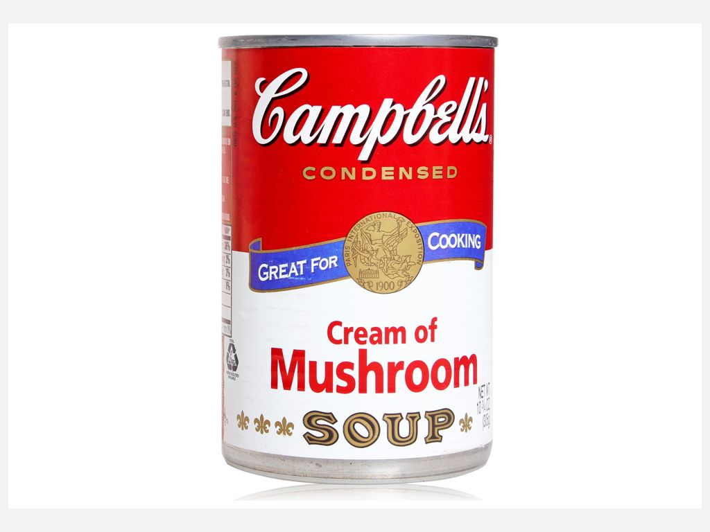 ... Condensed Cream of Chicken and Cream of Mushroom Soup Only $0.55