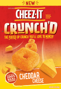 Target: Pringles and Cheez-It Crunch'd Only $0.37 Each!