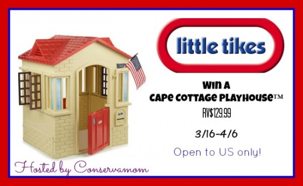little tikes cottage giveaway