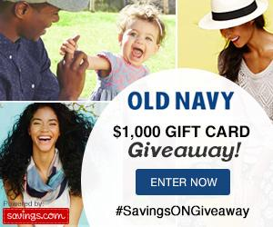 old navy giveaway