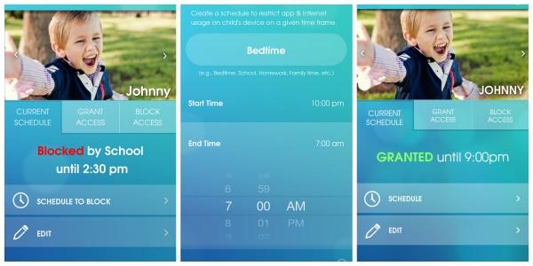 ourpact app screenshots