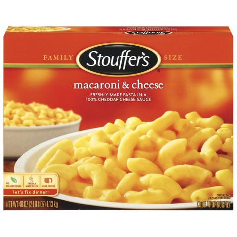 stouffer's mac and cheese family size