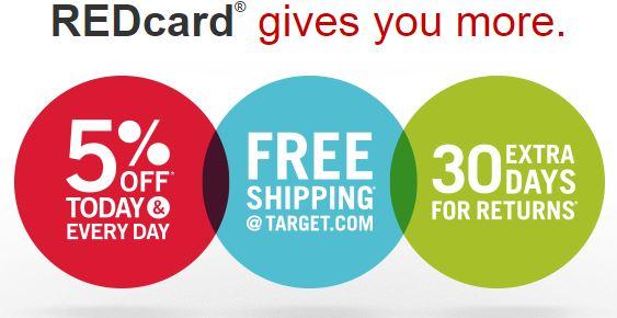 target redcard benefits