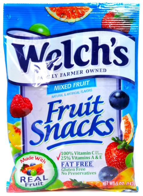Welch S Fruit Snack Restaurant