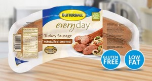 Kroger: Butterball Turkey Sausage Only $1.24!