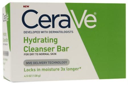 CeraVe Cleansing Bar