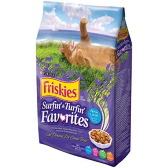 Friskies Surfin' & Turfin' Favorites