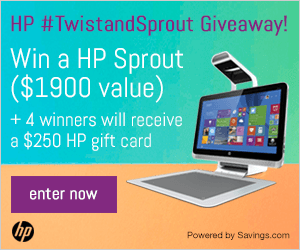 HP-TwistandSprout giveaway