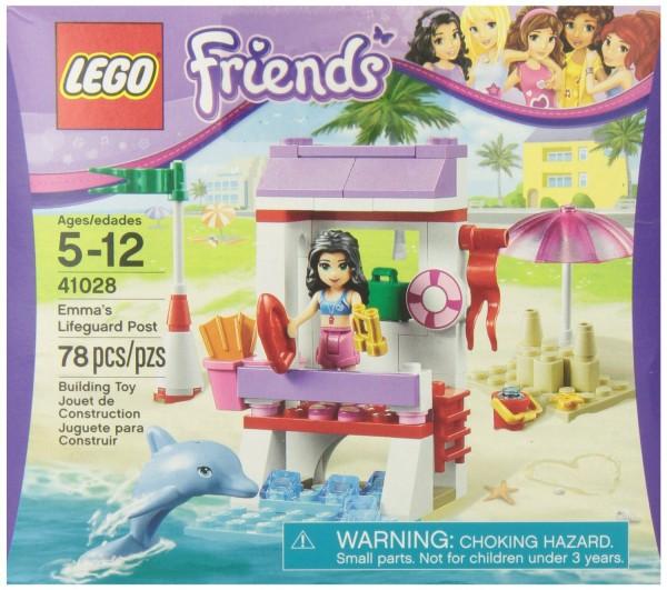 LEGO Friends Emma's Lifeguard Post