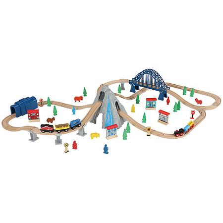 Rocky Mountain Train Set