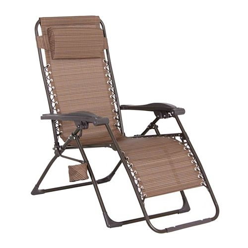 Sonoma Outdoors Antigravity Chair ly $39 99 reg $139 99
