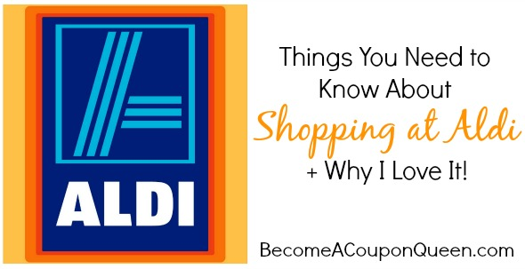 Things You Need to Know About Shopping at Aldi + Why I Love It!
