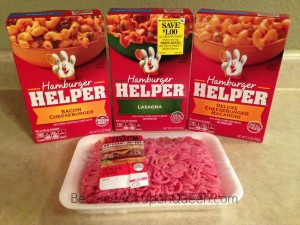 FREE Ground Beef wyb 3 Hamburger Helper Meals! #freebeef #helper #ad