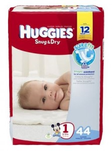 Meijer: Huggies Snug & Dry Diapers as low as $3.37!
