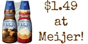 Meijer: International Delight Coffee Creamer Only $1.49!