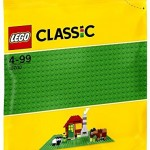 LEGO Classic Green Baseplate Supplement Only $5.99!