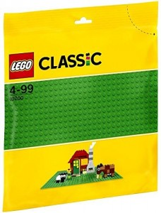 LEGO Classic Green Baseplate Supplement Only $5.14! Lowest Price!
