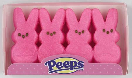 peeps 4 count