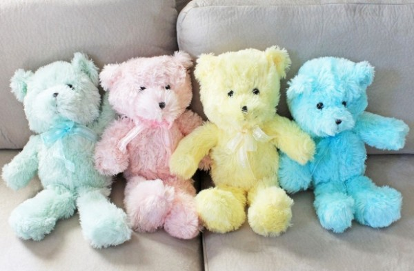super soft teddy bears